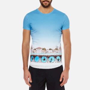 Orlebar Brown Men's Hulton Getty OBT T-Shirt - Swimming Around