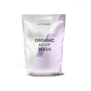 Organic Hemp Seeds (300g) (Myvitamins)