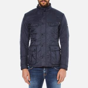 Barbour International Men's Ariel Polarquilt Jacket - Navy