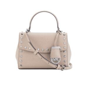 MICHAEL MICHAEL KORS Ava Stud Mini Crossbody Bag - Grey