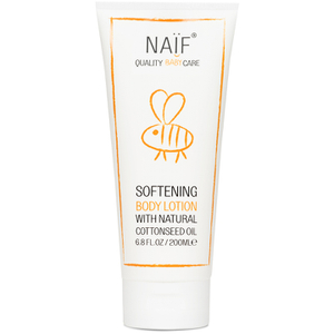 NAÏF Softening Baby Body Lotion (200 ml)