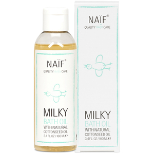 NAÏF Calming Baby Bath Oil (100 ml)
