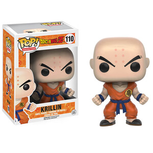 Dragon Ball Z Krillin Funko Pop! Figuur