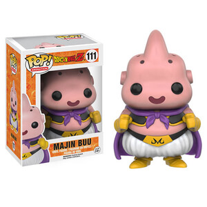 Figurine Pop! Dragon Ball Z Majin Buu