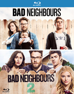 Bad Neighbours/Bad Neighbours 2 (Includes UltraViolet Copy)