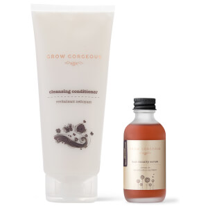 Grow Gorgeous Hair Density Serum and Cleansing Conditioner (Worth $53)