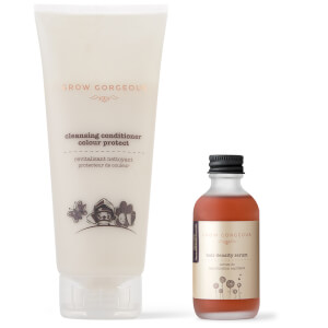 Grow Gorgeous Hair Density Serum and Cleansing Conditioner Colour Protect (Worth $83)