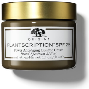 Origins Plantscription™ crema anti-età oil-free SPF 25 50 ml