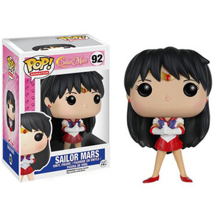 Figura Pop! Vinyl Sailor Mars - Sailor Moon