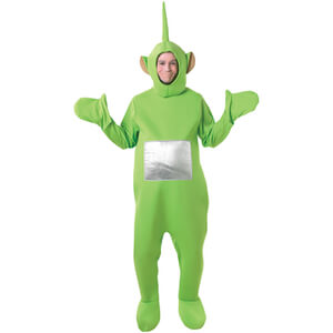 Teletubbies Men's Dispy Fancy Dress