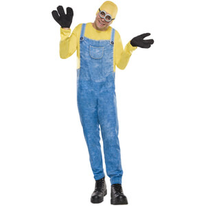 Minions Men's Bob Fancy Dress