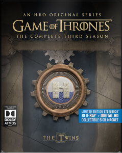 Game Of Thrones - Complete Third Season Limited Edition Steelbook