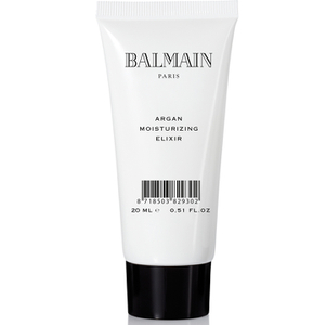 Balmain Hair Argan Moisturising Elixir (20ml) (Travel Size)