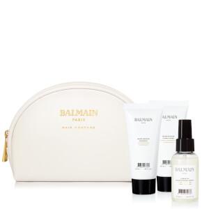 Balmain Hair Care Cosmetic Bag (Worth £41.85)