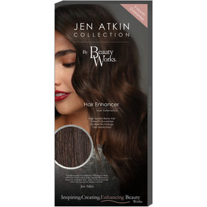 Beauty Works Jen Atkin 假发 18 英寸——乌黑 2