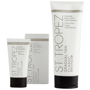 St. Tropez Gradual Tan Duo - Light/Medium