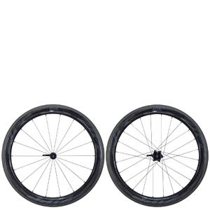 Zipp 404 NSW Carbon Clincher Wheelset - Campagnolo