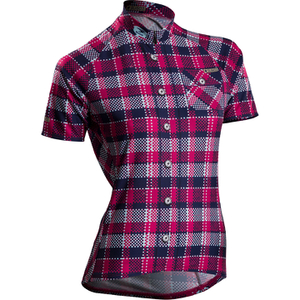 Sugoi Women's Lumberjane Jersey - Raspberry Sorbet