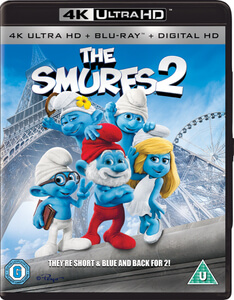The Smurfs 2 - 4K Ultra HD