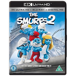 Les Schtroumpfs 2 - 4K Ultra HD