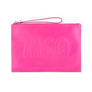 McQ Alexander McQueen Women's Pouch Clutch - Pink