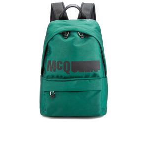 McQ Alexander McQueen Men's Classic Backpack - Dark Green