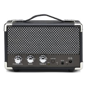 GPO Retro Mini Westwood Bluetooth Speaker - Black