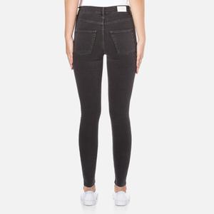 Cheap Monday Women's High Spray Jeans - Od Grey Clothing | TheHut.com