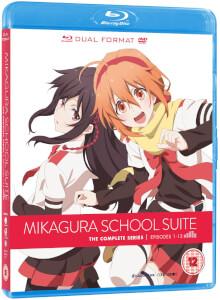 Mikagura School Suite (Dual Format)