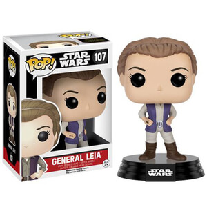 Star Wars: Das Erwachen der Macht (The Force Awakens) General Leia Pop! Vinyl Figur
