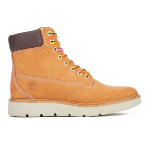 Timberland Women's Kenniston 6 Inch Lace Up Boots - Wheat