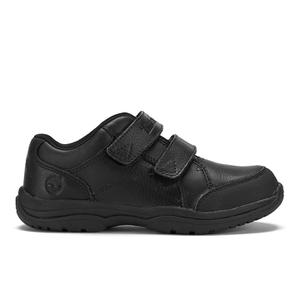 Timberland Kids' Woodman Park 2 Strap Sport Oxford Shoes - Black