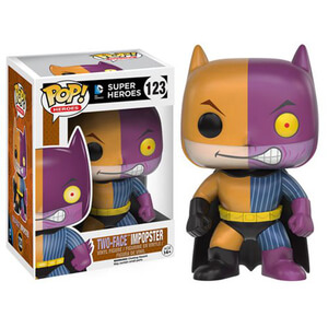 Figura Funko Pop! Batman Doble Cara - Impopster