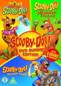 Scooby-Doo: Summer Triple