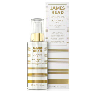 James Read H2O Tan Mist -rusketussuihke kasvoille (100ml)