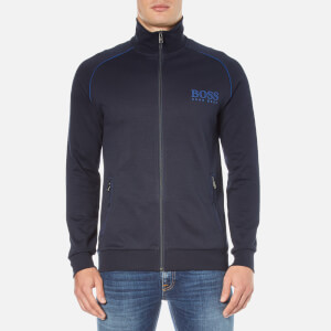 BOSS Hugo Boss Men's Zipped Track Jacket - Dark Blue
