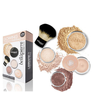 Bellapierre Cosmetics Glowing Complexion Essentials-Kit - Medium