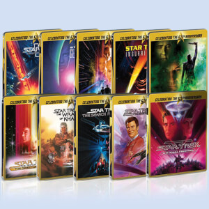 Star Trek Limited Edition Steelbook Collection