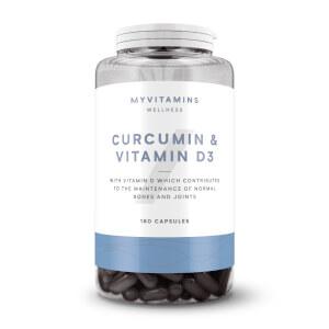 Kurkumin & Vitamin D3