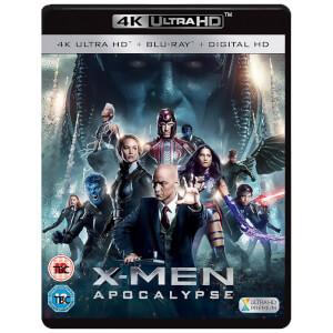 X-Men: Apocalypse 4K Ultra HD (Includes UV Copy)