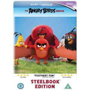 Angry Birds : Le Film - Steelbook Édition Limitée