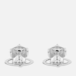 Vivienne Westwood Jewellery Women's Lorelei Stud Earrings - Rhodium