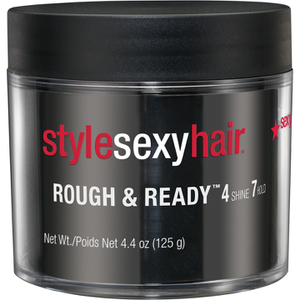 Pomada de Peinado Style Rough & Ready de Sexy Hair 125 g