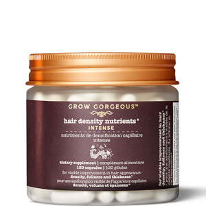 Grow Gorgeous Hair Density Nutrients (120 Capsules) - EU
