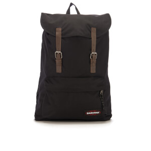 Eastpak Men's Authentic London Backpack - Black