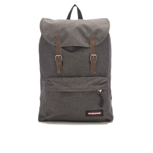Eastpak Men's London Backpack - Black Denim