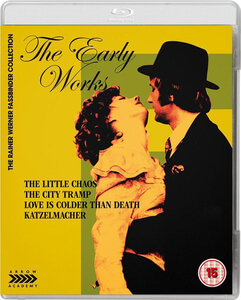 The R. W. Fassbinder Early Works