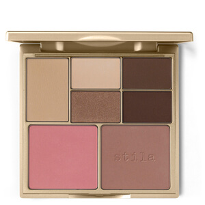Stila Perfect Me, Perfect Hue Eye & Cheek Palette 14g - Light/Medium
