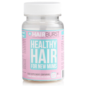Hairburst Vitamins For New Mums -ravintolisä, 30 kapselia