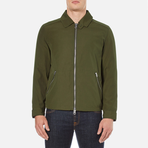 GANT Rugger Men's Double Flyer Jacket - Dark Butternut
